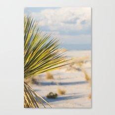 White Sands, No. 2 Canvas Print