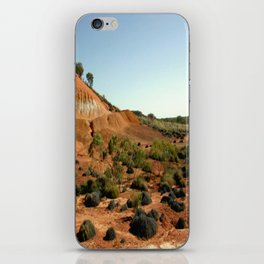 Lark Quarry - Outback Australia iPhone Skin