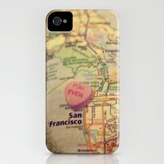 Forever San Francisco iPhone (4, 4s) Slim Case