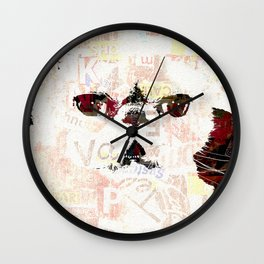 Lord Aries Cat - ART Wall Clock