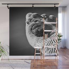 """""""Cristate Saguaro 7b"""" by Murray Bolesta! Wall Mural"""