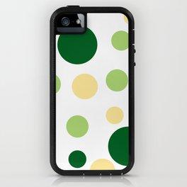 Green Pop iPhone Case