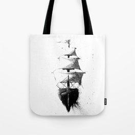 HMS Terror Tote Bag