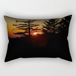 Sierra Nevada Lookout Rectangular Pillow