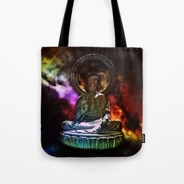 Buddah - San Francisco Japanese Tea Garden Tote Bag