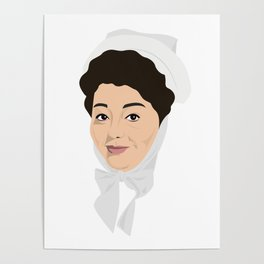 Carry on Hattie Jacques Poster