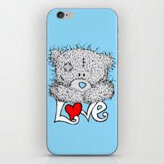 ME TO YOU=LOVE iPhone & iPod Skin