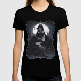 Night of the Werewolves T-shirt
