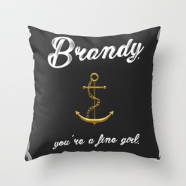 What A Good Wife You Would Be Throw Pillow