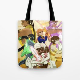 Girls Go To War Tote Bag