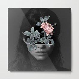 Mystical nature's portrait I Metal Print