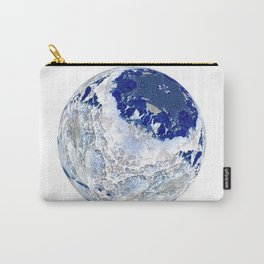Globe03 Carry-All Pouch