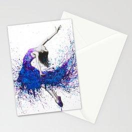 Evening Sky Dancer Stationery Cards