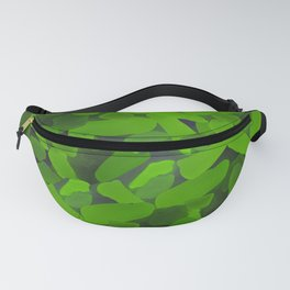 Radioactive glass glow Fanny Pack