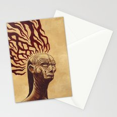 Don't Let The Dark Ones In Stationery Cards
