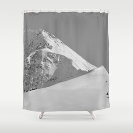 White as Snow Shower Curtain