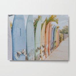 lets surf xxxi / hawaii Metal Print