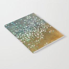 Landscape Dots - Float Notebook