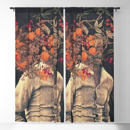 Roots Blackout Curtain