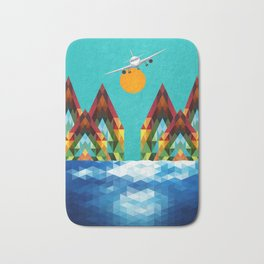 Chill Landscape Bath Mat