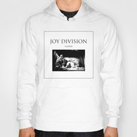 joy division Hoodies featuring Joy Division - Closer by NICEALB