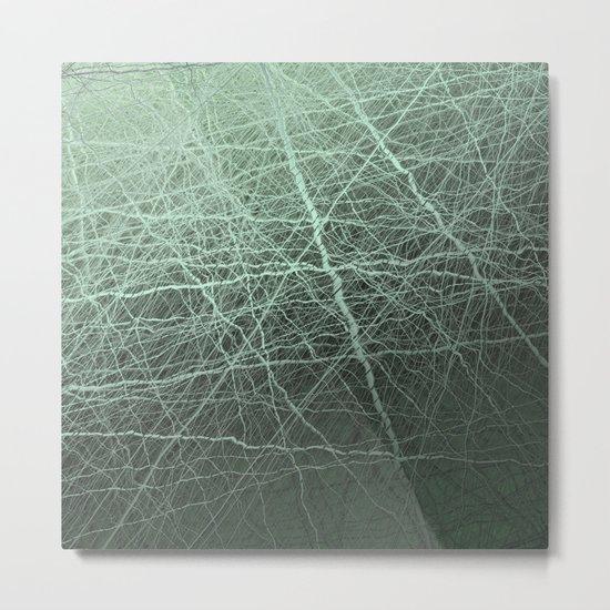 Saturday Abstract 3 Metal Print