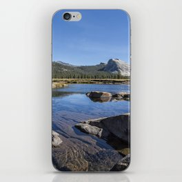 Tuolumne River and Meadows, No. 1 iPhone Skin