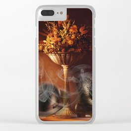 Old Memories Clear iPhone Case