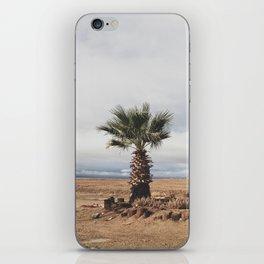 Bombay Beach iPhone Skin