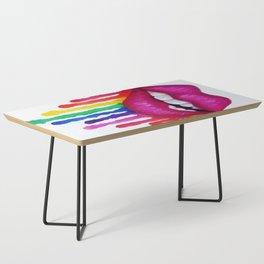 Taste the Rainbow Coffee Table