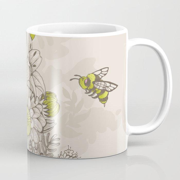 Beauty (eye of the beholder) - cream version Coffee Mug