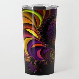 colors snake Travel Mug