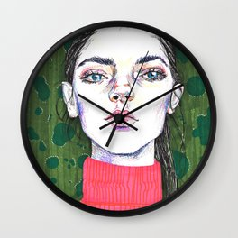 Sophie Wall Clock