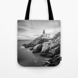 The Baily Lighthouse - Ireland  (RR112) Tote Bag