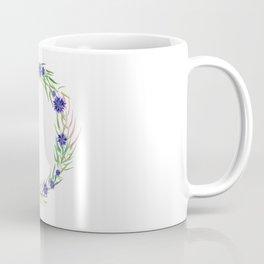 Circle of cornflowers Coffee Mug
