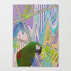 Jungle Fever  Canvas Print