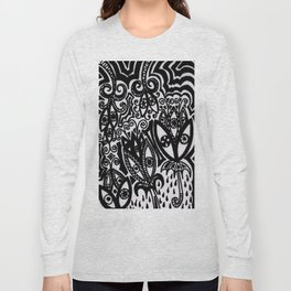 Flowers in the Rain Forest. Long Sleeve T-shirt
