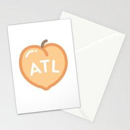Atlanta Peach! Stationery Cards
