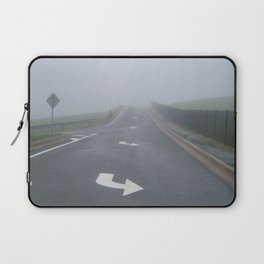 Fogged In/Wrong Way Laptop Sleeve