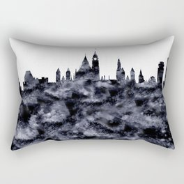 Ottawa Skyline Ontario Rectangular Pillow