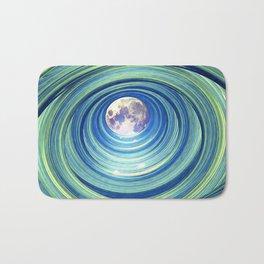 Moon Lights Bath Mat