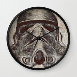 Vincent Stormtrooper Wall Clock