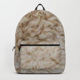 Sheep's wool Backpack