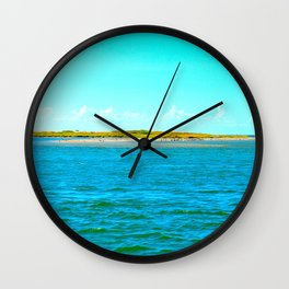 Outer Banks, North Carolina Wall Clock