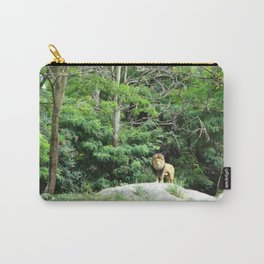 Lion is King Carry-All Pouch