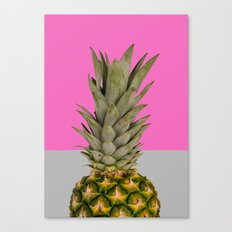 Pineapple 1 Canvas Print