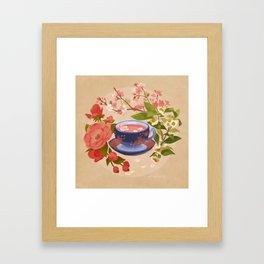Divination & Romance Framed Art Print