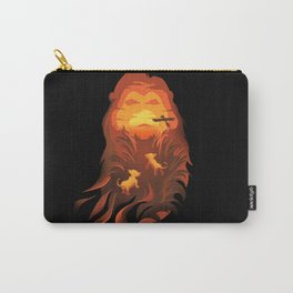 The Lion King - Into The Wild Carry-All Pouch