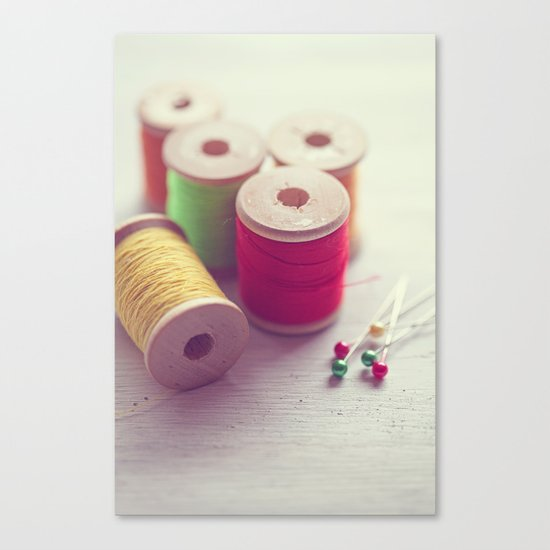 It's the simple things... Canvas Print