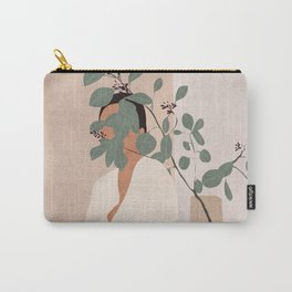 Behind the Leaves Carry-All Pouch